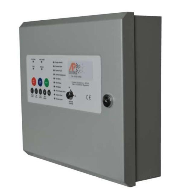 AOV3 Single Area Control Panel